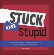 Cover of: Stuck on Stupid