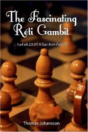 Cover of: The Fascinating Réti Gambit