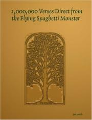 Cover of: 1,000,000 Verses Direct from the Flying Spaghetti Monster