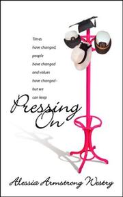 Cover of: Pressing On