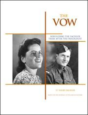 Cover of: The Vow | Yanky Fachler