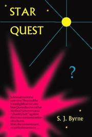 Cover of: Star Quest