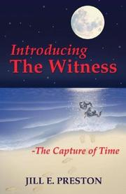 Cover of: Introducing the Witness | Jill E. Preston