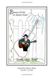 Cover of: Lessons of Life at Adam\'s Gate