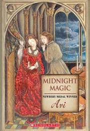 Cover of: Midnight Magic | Avi