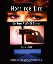 Cover of: Hope For Life | Hope Lynch