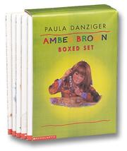Cover of: Amber Brown