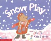 Cover of: Snow play