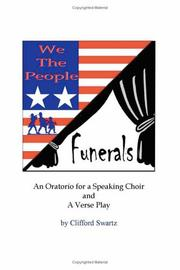 Cover of: We the People and Funerals