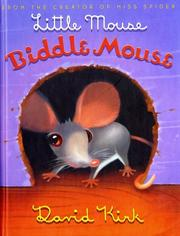 Cover of: Little Mouse, Biddle mouse