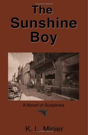 Cover of: The Sunshine Boy | K. L. Minier