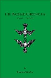 Cover of: The Razmar Chronicles, Book 1 (Razmar Chronicles) | Rawlins Rhodes