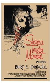 Cover of: Share a Tender Moment