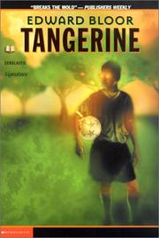 Cover of: Tangerine