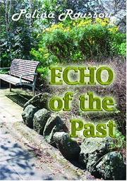 Cover of: Echo of the Past | Polina Roussou