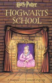 Cover of: Harry Potter Hogwarts School | Willabel L. Tong