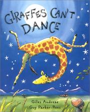 Cover of: Giraffes can't dance