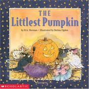 Cover of: The Littlest Pumpkin