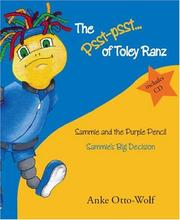 Cover of: The Psst-psst... of Toley Ranz Book 2