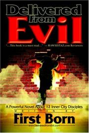 Cover of: Delivered from Evil | First Born