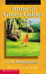 Cover of: Anne Of Green Gables (updated Version) (Scholastic Classics) | Lucy Maud Montgomery