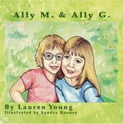 Cover of: Ally M. & Ally G. | Lauren Young