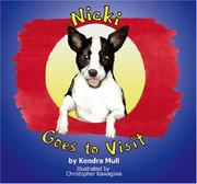 Cover of: Nicki Goes to Visit |