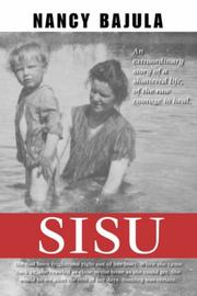 Cover of: Sisu | Nancy Bajula