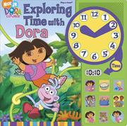Cover of: Exploring Time With Dora |