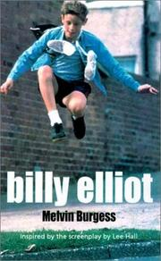 Cover of: Billy Elliot | Melvin Burgess