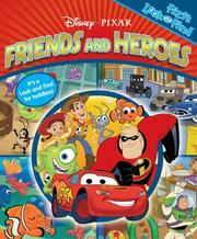 Cover of: Disney/Pixer Friends & Heroes (First Look and Find)