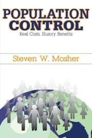Cover of: Population Control | Steven Mosher