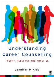 Cover of: Understanding Career Counselling | Jenny Kidd