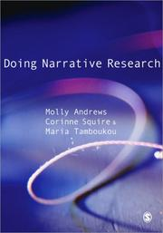 Cover of: Doing Narrative Research |