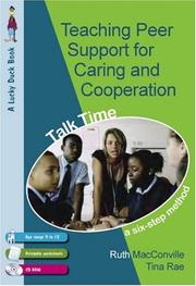 Cover of: Teaching Peer Support for Caring and Co-operation | Tina Rae