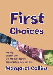 Cover of: First Choices