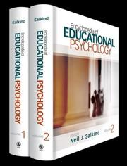 Cover of: Encyclopedia of Educational Psychology