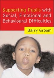 Cover of: Supporting Pupils with Social, Emotional and Behavioural Difficulties