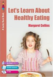 Cover of: Let's Learn about Healthy Eating (Lucky Duck Books)