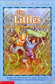 Cover of: The Littles and the summer storm | Teddy Slater