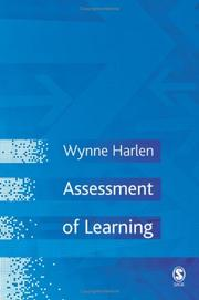Cover of: Assessment of Learning | Wynne Harlen