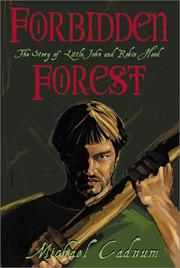 Cover of: Forbidden forest | Michael Cadnum