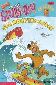 Cover of: Sea Monster Scare (Scooby-doo Reader #12) (Scooby-Doo, Reader)