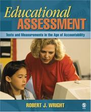 Cover of: Educational Assessment: Tests and Measurements in the Age of Accountability