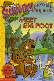 Cover of: Meet Big Foot | Michelle H. Nagler