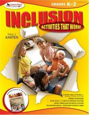 Cover of: Inclusion Activities That Work! Grades K-2