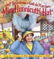 Cover of: Miss Hunnicutt's hat