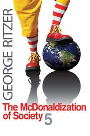 The Mc Donaldization Of Society 5