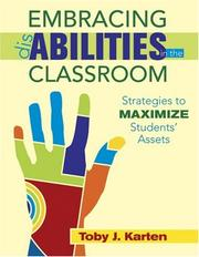 Cover of: Embracing Disabilities in the Classroom