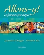 Cover of: Advantage Series: Allons-y!